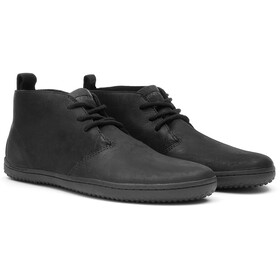 Vivobarefoot Gobi II Leather Shoes Herr black